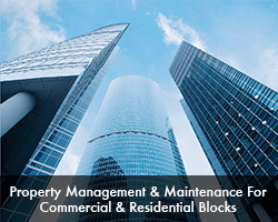 property management services london