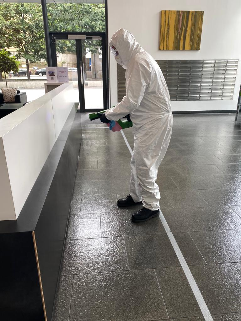 Commercial Contract Cleaning Services & Facilities Management